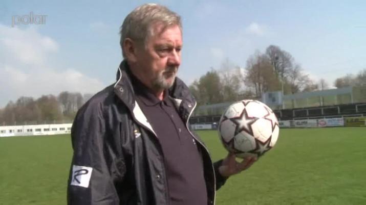Ivan Kopecký, bývalý trenér a expert deníku Sport