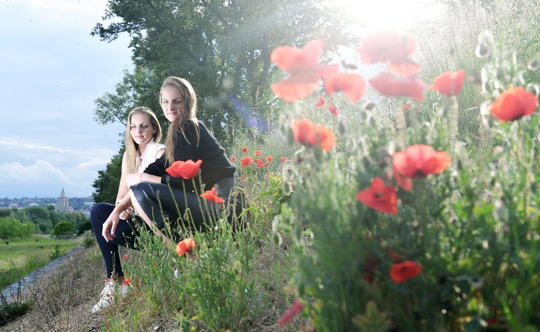 Tenistky Kristýna (vlevo) a Karolína Plíškovy jsou povahově úplně jiné, v obou sestrách se však ukrývá romantická duše