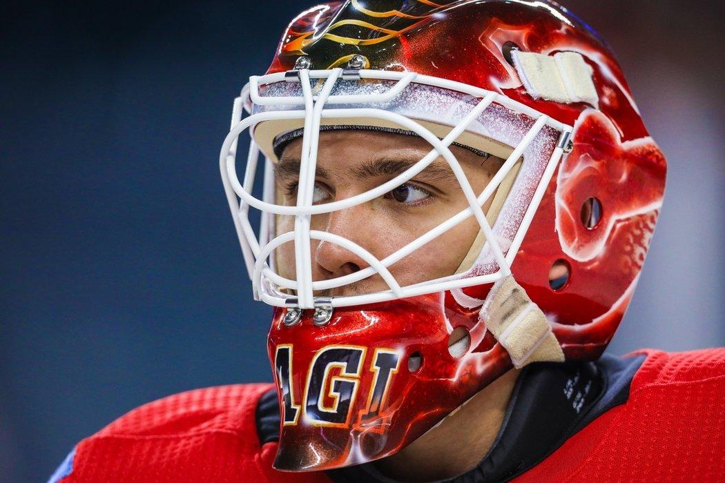 Ruský brankář Artěm Zagidulin pokračuje v Calgary, s vedením klubu se dohodl na roční dvoucestné smlouvě.