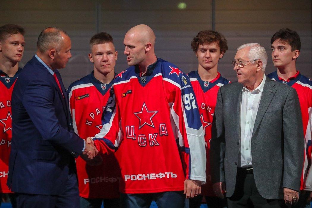 Jiří Sekáč se zřejmě rozloučí s CSKA, moskevský klub ho nabídl ostatním