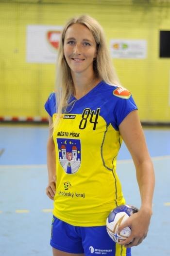 Sestra opory české fotbalové repreznetace Tomáše Součka Michaela