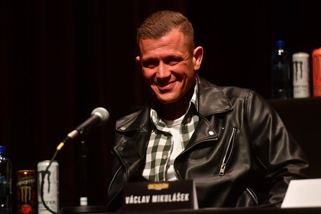 Václav Mikulášek alias Baba Jaga