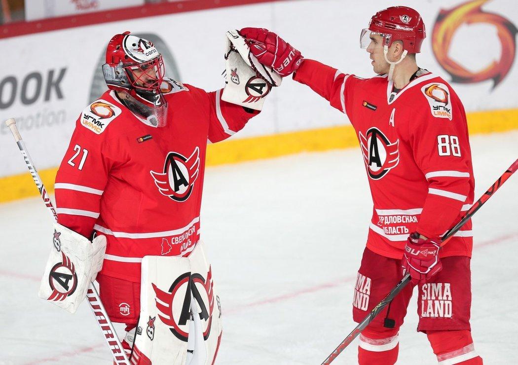 Jakub Kovář má v úvodu KHL fantastickou formu!