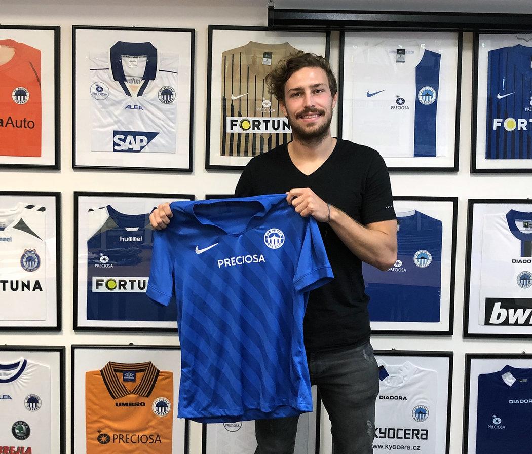Rakouský záložník David Cancola přichází do Slovanu jakožto volný hráč