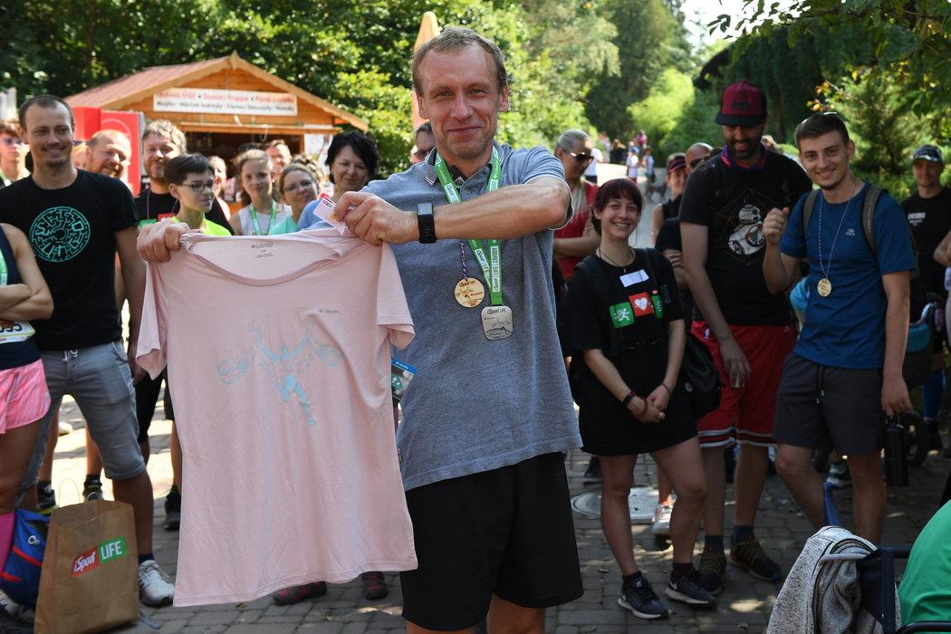 iSport LIFE závody v brněnské zoo přinesly spoustu radosti i hodnotných cen...