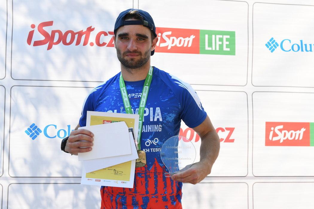 Jakub Vrbenský ovládl iSport LIFE Columbia závod v brněnské zoo...