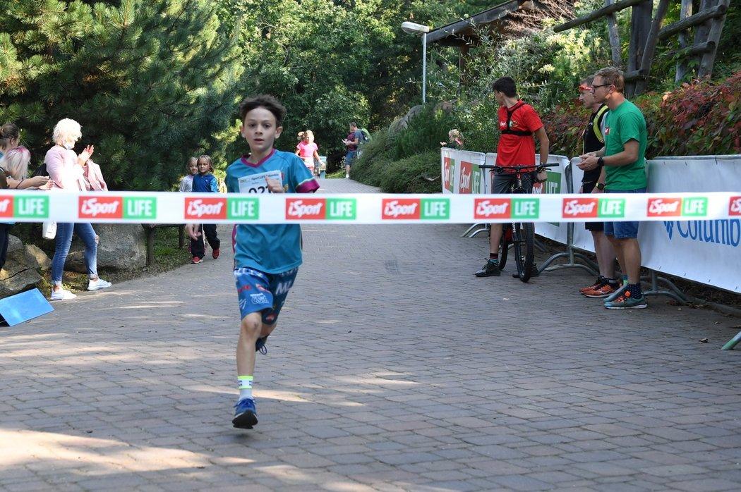 Každý, kdo proběhl cílem iSport LIFE Columbia závodů byl vítězem...