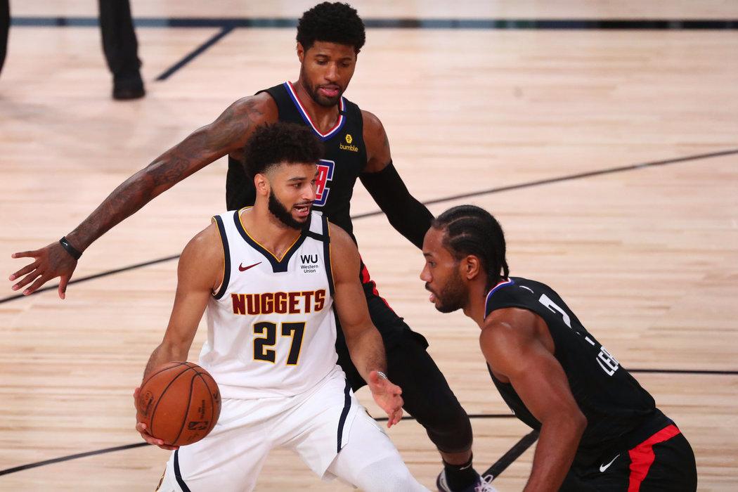 Jamal Murray nasázel Clippers 40 bodů