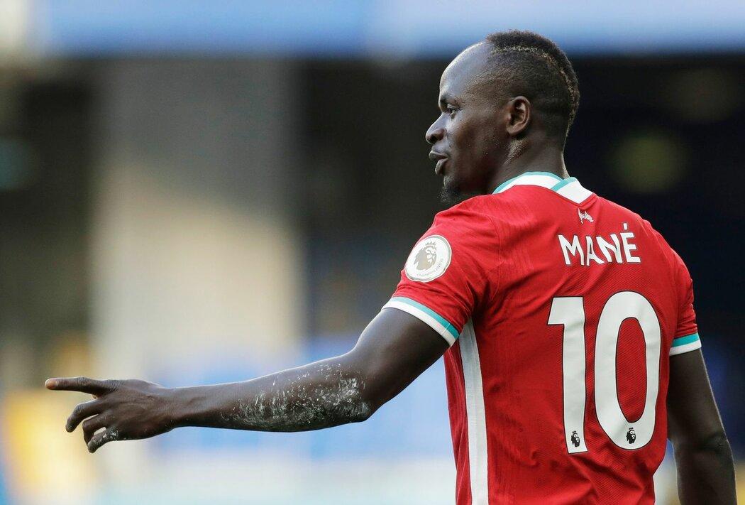 Sadio Mané dal Chelsea dva góly