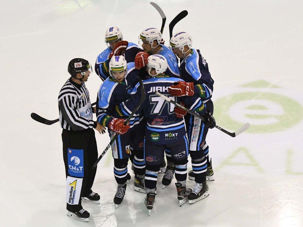 Hokejisté Vrchlabí porazili první Porubu