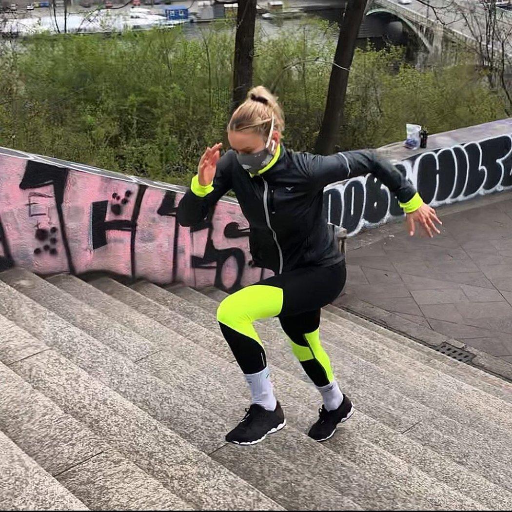 Tenistka Tereza Martincová