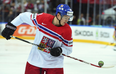 Tomáš Hertl stále nedoléčil zranění z finále Stanley Cupu