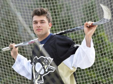 Dominik Simon je připraven bojovat o místo v sestavě Penguins