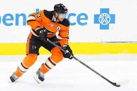 Jakub Voráček se zařadil mezi klíčové hráče Flyers