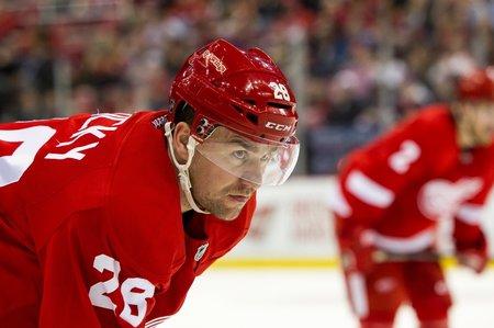 Židlický stále čeká na nabídku v NHL