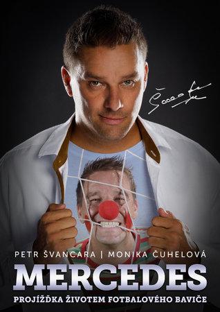 Obálka nové knihy Petra Švancary.