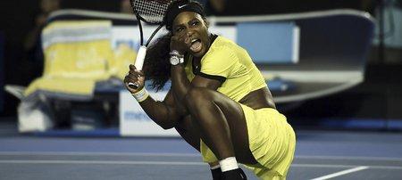 Serena Williamsová soupeřku vyřídila hladce ve dvou setech