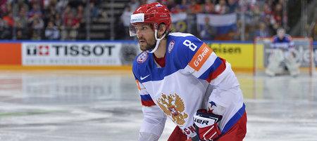 Útočník Alexandr Ovečkin nechybí v nominaci Ruska na Světový pohár