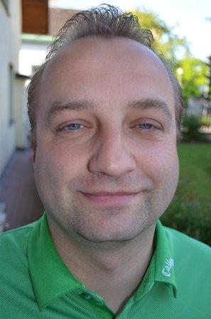 David Hejda (36), živnostník, Frýdek-Místek