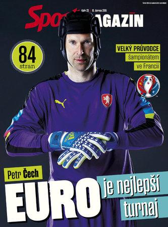 Velký průvodce k EURO 2016 - celkem 84 stran v pátečním magazínu deníku Sport