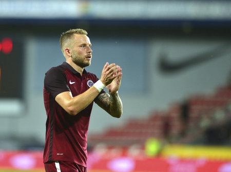 Obránce Michal Kadlec se vrátil v létě do sparťanského dresu a odehrál i generálku proti Fenerbahce Istanbul.