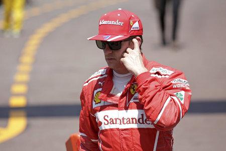 Kimi Räikkönen mohl být se svým výkonem spokojen