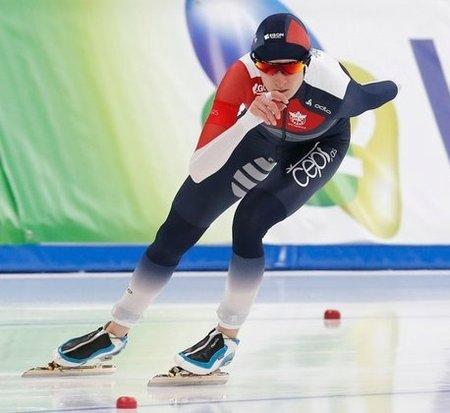 Rok před ZOH v Koreji MArtina vyhrála zlato