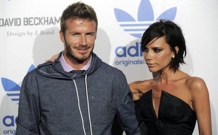 Victoria Beckham čeká s manželem Davidem už čtvrté dítě