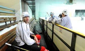 Zdeno Chára je velký pohodář, ačkoliv patří k nejlepším hokejistům v NHL