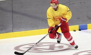 Irgl po operaci poprvé s týmem na ledě: Měl jsem problém vstát