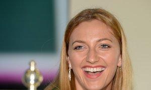 Tenistka Petra Kvitová promluvila o tom, jak se jí momentálně žije.