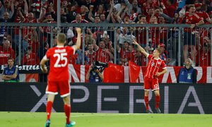 LM ONLINE: Bayern - Real 1:1. Parádní střelou vyrovnal Marcelo