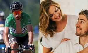 Trojnásobný mistr světa v cyklistice Slovák Peter Sagan během Tour de France oznámil překvapivý rozchod s manželkou Katarínou.