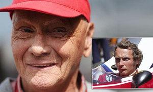 Svět oplakává Niki Laudu (†70): Alonso v šoku, klaní se Schwarzenegger