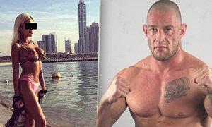 Bojovník MMA Tomáš Penz má pořádný problém, měl zmlátit přítelkyni