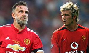 Poborský promluvil v Anglii: o vztahu s Beckhamem, kabině United i nemoci