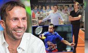 Zní to sice neuvěřitelně, Radek Štěpánek je ale opravdu aktuální tuzemskou tenisovou jedničkou, až za ním je i Tomáš Berdych...