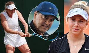 Talentovaná Amanda Anisimová nenadále přišla o milovaného tatínka a skvělého trenéra