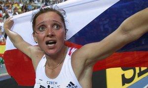 Před 20 lety česká atletka Formanová šokovala svět. Co dělá dnes?