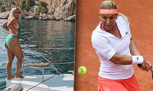 Slovenská tenistka Cibulková viditelně přibrala: Je těhotná?!