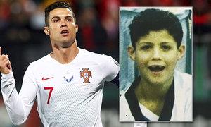 Ronaldo nezapomíná. Shání proto ženu, jež mu pomohla, když se neměl tak dobře jako dneska...