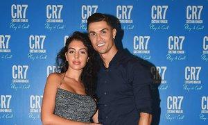 Hvězdný Ronaldo s životní láskou Georginou Rodríguezovou