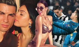 Ronaldo otevřeně: Co je víc, nejkrásnější gól, nebo sex?