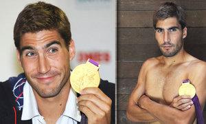 Zlatou medaili z olympiády by David Svoboda klidně prodal