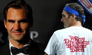Roger Federer zavzpomínal na mejdan v New Yorku
