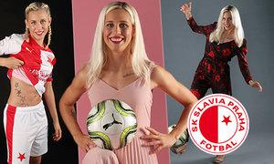 Nejlepší fotbalistka Česka Kateřina Svitková ukázala svoji krásu   v ateliéru deníku Blesk!
