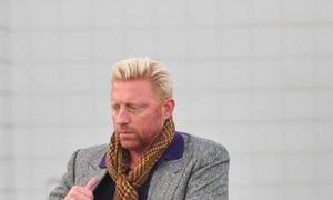 Legenda světového tenisu Boris Becker