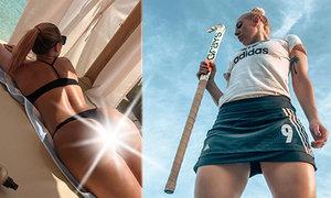 Slovinská hokejistka zaujala svým vypracovaným pozadím. Co vzkazuje hejtrům?