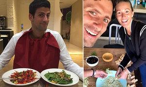 Novak Djokovič a jeho jídelníček: dětství s pizzou, krize a zvrat u lékaře