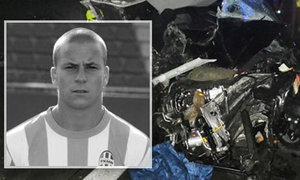 Tragická nehoda! Před Prahou zahynul bývalý talent fotbalové Boleslavi